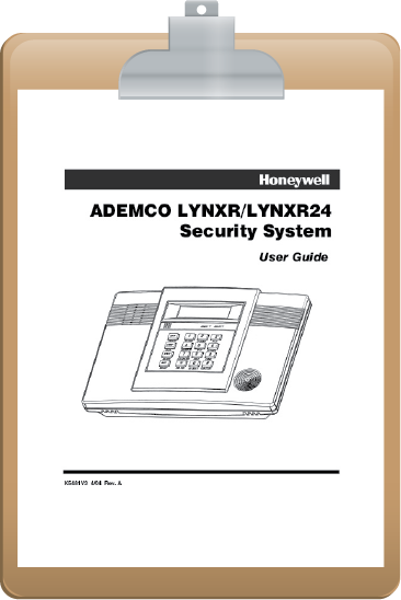 lynx touch 5100 user manual