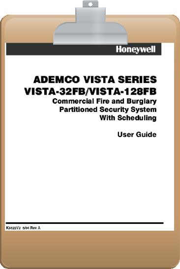 fleenor security system manuals rh fleenorsecurity com Honeywell Vista 32Fb Installation Guide Honeywell Vista 32Fb